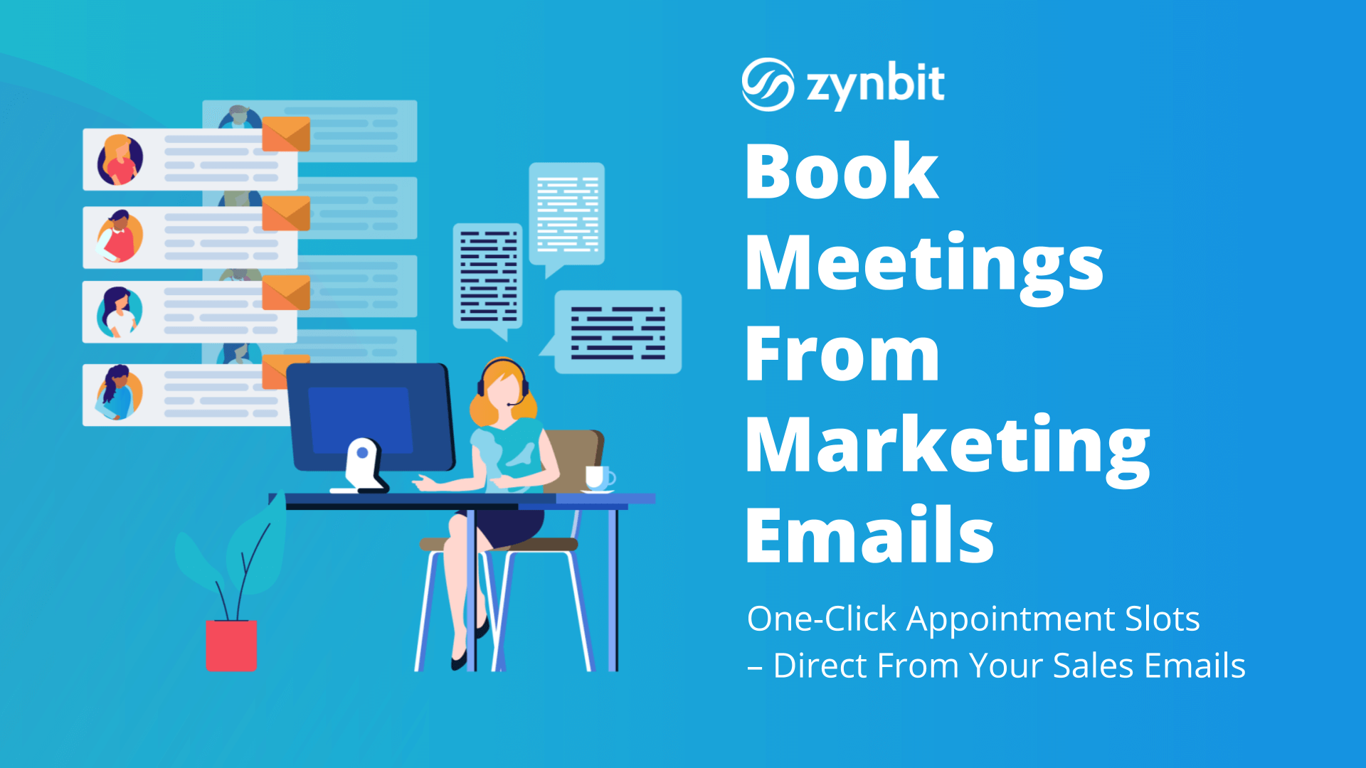 Book Meetings From Marketing Emails